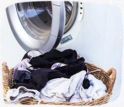 Espace laverie disponible au camping La Lénotte
