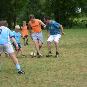 Convivialité, sport et fair-play dans nos activités football