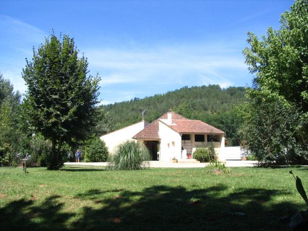 Le sanitaire de notre camping en Dordogne