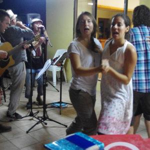 Danse et chansons