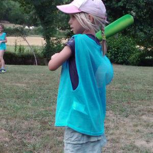 Base-ball et autres activités de plein air