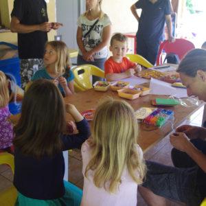 Le club enfant de notre camping près de Sarlat