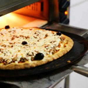 Pizzas pour les gourmands