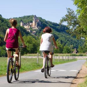 Promenade vélo Dordogne