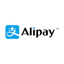 Moyen de paiement en ligne : logo alipay