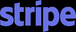 moyen de paiement : logo Stripe