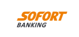 Moyen de paiement : logo Sofort banking