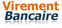 Moyen de paiement par virement bancaire